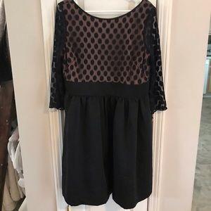 Polka Dot Eliza J dress